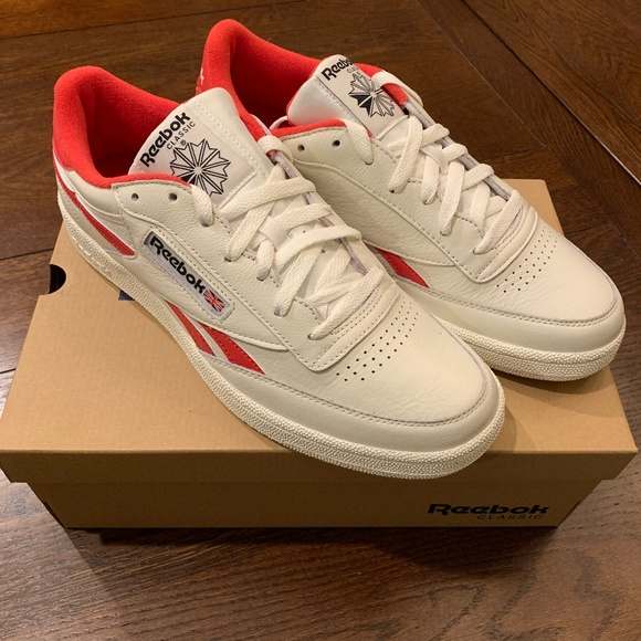 Reebok Club C Revenge MU Sneakers NWT